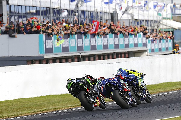 """MotoGP Zarco: """"No way to be disappointed"""" with fourth at Phillip Island"""