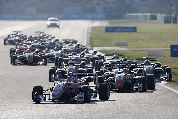 F3 突发新闻 F1从2019年起推广全新F3系列赛