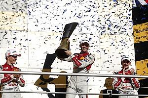 DTM Son dakika Wittmann: Rast 2017 DTM şampiyonluğunu hak etti