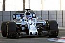 Williams: il secondo pilota sarà ufficializzato solo a gennaio!