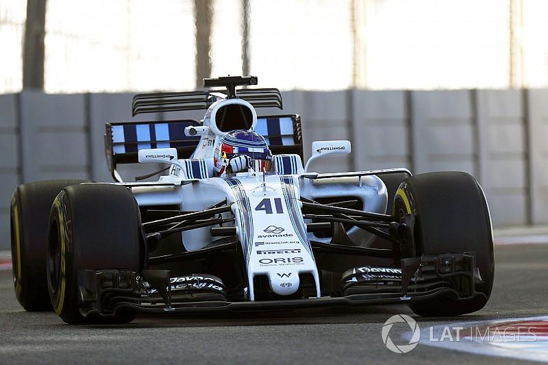 Williams ficharía a Sirotkin en lugar de Kubica