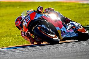 MotoGP Motorsport.com hírek Marquez hű marad a stílusához a bemelegítésig - aztán meglátja...