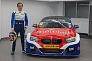 BTCC Jelley makes BMW switch for 2018 BTCC season
