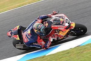 Superbike-WM News Honda: Leon Camier zuversichtlich trotz Cosworth-Elektronik