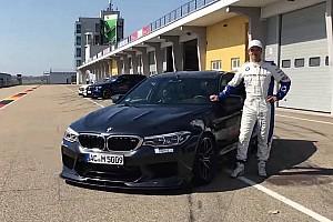 Automotive Breaking news Watch AC Schnitzer's 700bhp BMW M5 take down a track record