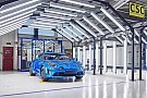 Auto L'Alpine A110 entre officiellement en production