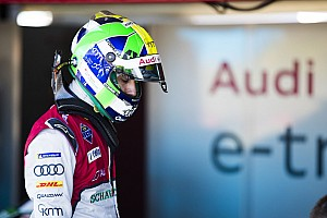 Formule E Réactions Di Grassi déjà face à un déficit inédit pour le titre