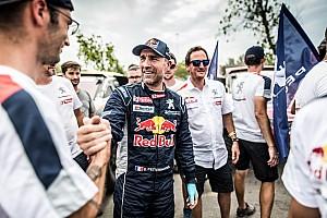 Dakar Interview Le programme Peugeot ? La