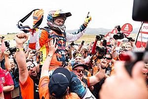 Dakar Reactions Walkner ungkap kesuksesan juarai Reli Dakar 2018