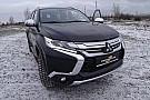 Автомобілі Галерея: невдалі тести Mitsubishi Pajero Sport