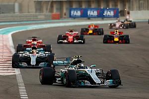 La F1 va introduire un poids minimum pour les pilotes en 2019