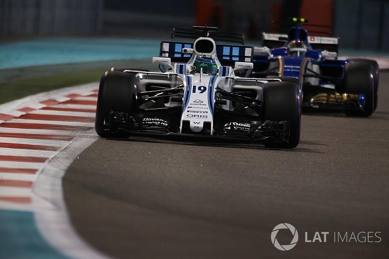 Formel 1 2017 in Abu Dhabi: Startaufstellung
