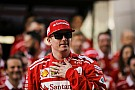 Raikkonen dice que aún mantiene el hambre para correr en la F1