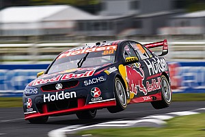 Supercars Qualifying report Pukekohe Supercars: Whincup pips McLaughlin for pole by 0.005s