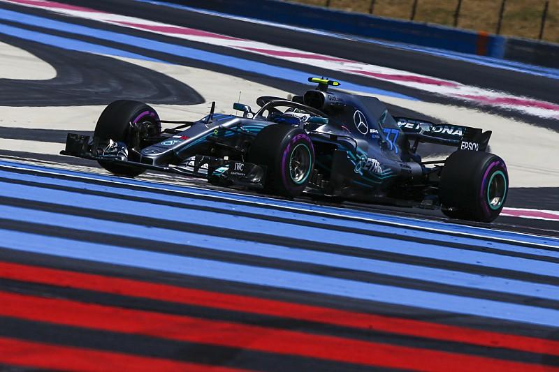 Mercedes: Henüz yeni motoru tam güçte çalıştırmadık