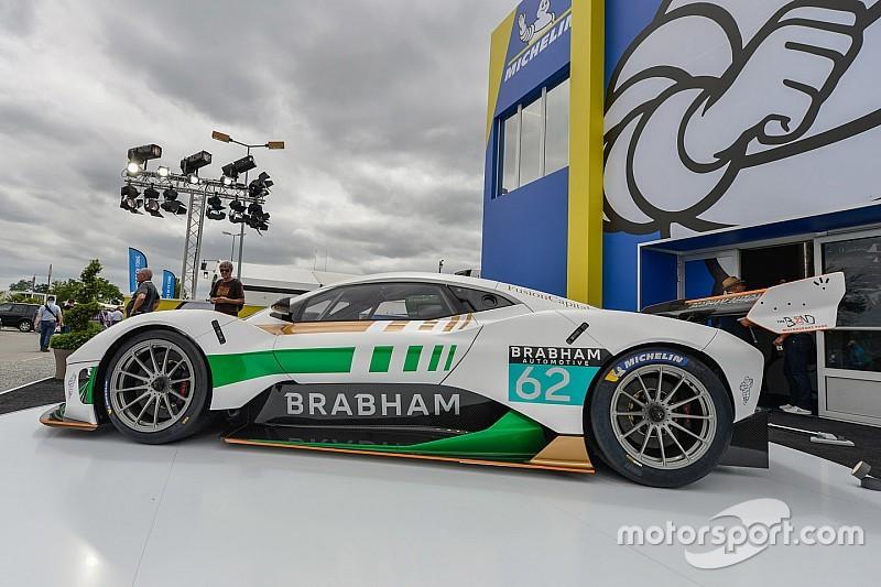 El supercar de Brabham hará su debut en Bathurst