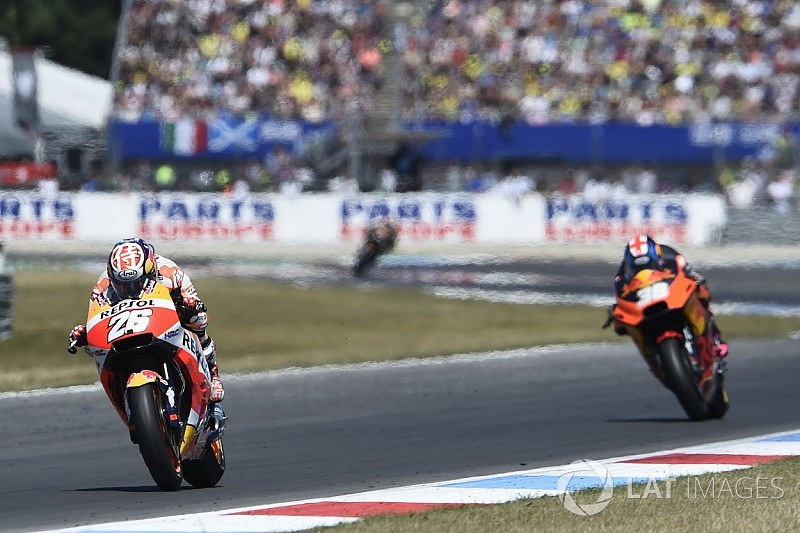 Marquez: Pedrosa struggles down to lack of motivation