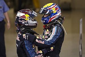 Fórmula 1 Noticias Newey dice que Vettel y Webber fueron como Prost y Lauda