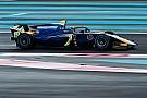 FIA Fórmula 2 Norris, de McLaren, arrasa en el primer día de test de Fórmula 2