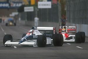 Формула 1 Ностальгія Цей день в історії: боротьба Алезі та Сенни у Фініксі '90