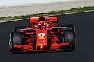 Barcelone, J8 - Räikkönen et Ferrari concluent en beauté