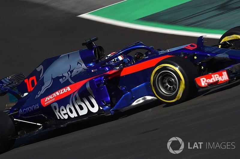 """Gasly trouve les moteurs Honda et Renault """"assez similaires"""""""