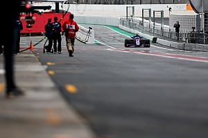 Формула 1 Livefeed Текстова трансляція п'ятого дня тестів Ф1 у Барселоні (з таймінгом)