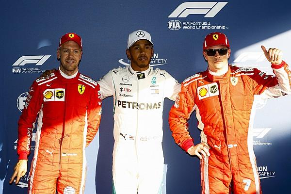 Формула 1 Репортаж з кваліфікації Гран Прі Австралії: Хемілтон розгромив Ferrari у кваліфікації