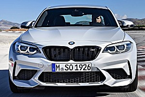 Automotive Breaking news 2019 BMW M2 Competition officially revealed with 405bhp