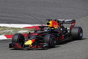 Formule 1 Nieuws Horner looft Ricciardo, Verstappen