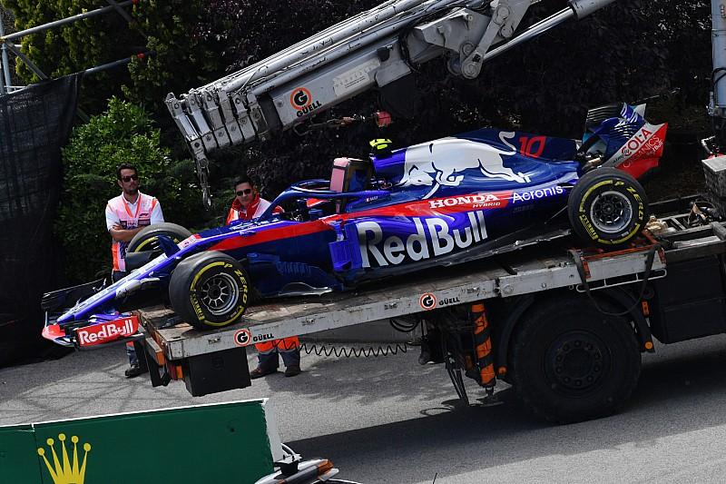 Здобутки Honda в Іспанії загубилися на тлі проблемної гонки