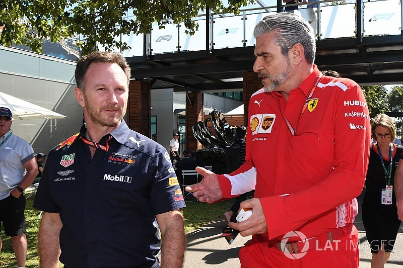 Wegen FIA-Mann: Ferrari und Red Bull zanken in Pressekonferenz