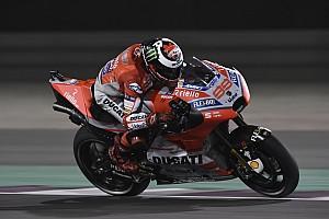 """MotoGP Noticias Lorenzo: """"Dovizioso y Petrucci son los favoritos, pero yo no estoy lejos"""""""