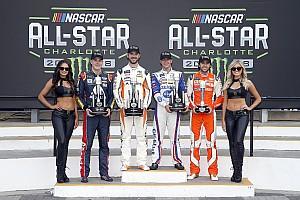 NASCAR Cup Race report Bowman, Suarez, Allmendinger and Elliott advance to All-Star Race