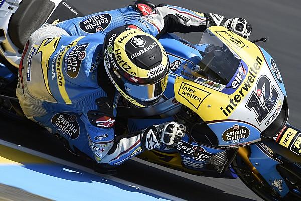 MotoGP Diaporama Diaporama : Thomas Lüthi dans le Grand Prix de France