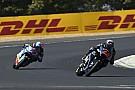 Moto2 Bagnaia tient tête aux pilotes Marc VDS et signe un 3e succès
