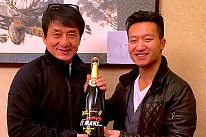 Le Mans Breaking news Movie star Jackie Chan becomes Le Mans team owner