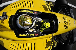 Indy Lights Breaking news Hargrove confirmed for three more races with Pelfrey