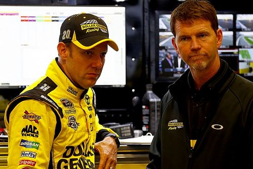"""Kenseth crew chief: Teams took former lug nut policy """"to the limit"""""""