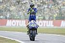 MotoGP Pour Rossi, 2017 est une saison tantôt frustrante tantôt excitante