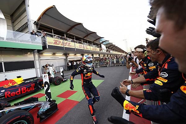 Formule 1 Réactions Red Bull n'aurait