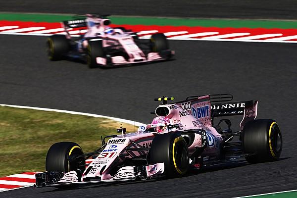 Force India не збирається відмовлятись від командних наказів