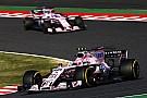Force India: Ocon doit encore améliorer sa science de la course