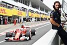 El abandono de Vettel fue algo