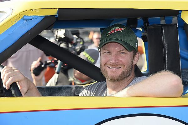 NASCAR Sprint Cup Dale Jr. no ganó en su adiós a Talladega, pero se va satisfecho