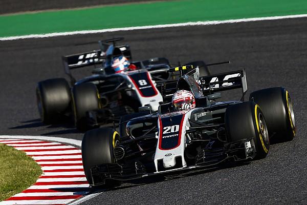 Haas valora su segunda temporada en la F1 más difícil que la primera