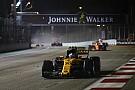 Prost : Renault prend une part de risque en motorisant McLaren