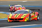 Asian Le Mans Ferrari's newest factory driver on the Asian Le Mans Series