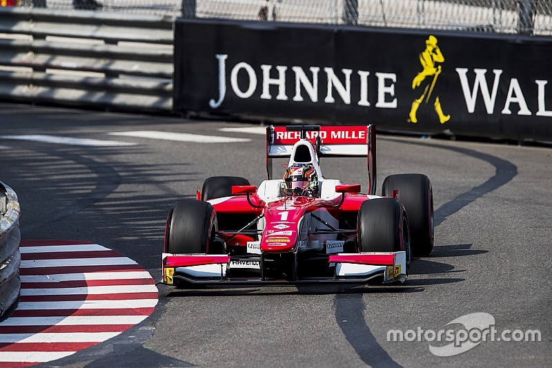 Leclerc y el debut soñado en las calles de Mónaco