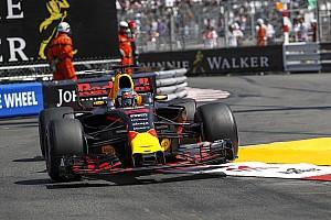 Formel 1 News Formel 1 2017 in Monaco: Daniel Ricciardo wegen Fehler frustriert